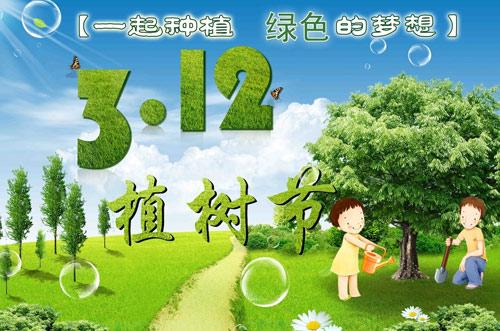 植树节 让我们一起种植绿色梦想!-河南新华电脑学院